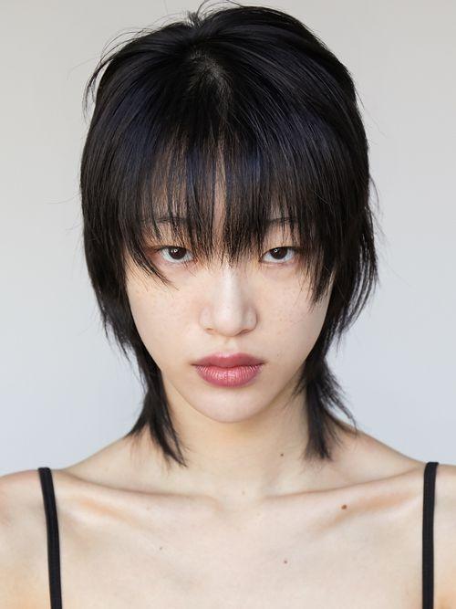 Sora Choi mannequin fashion week 2020
