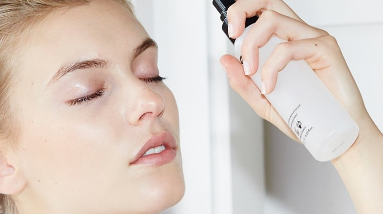comment utiliser spray fixateur maquillage