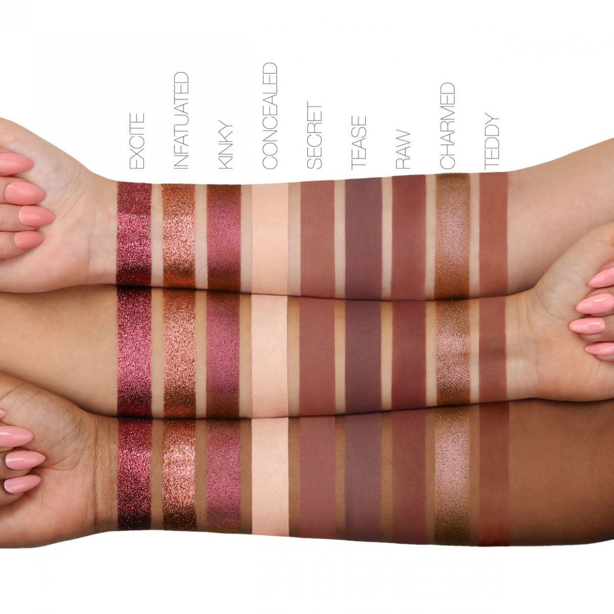 palette huda beauty test et avis