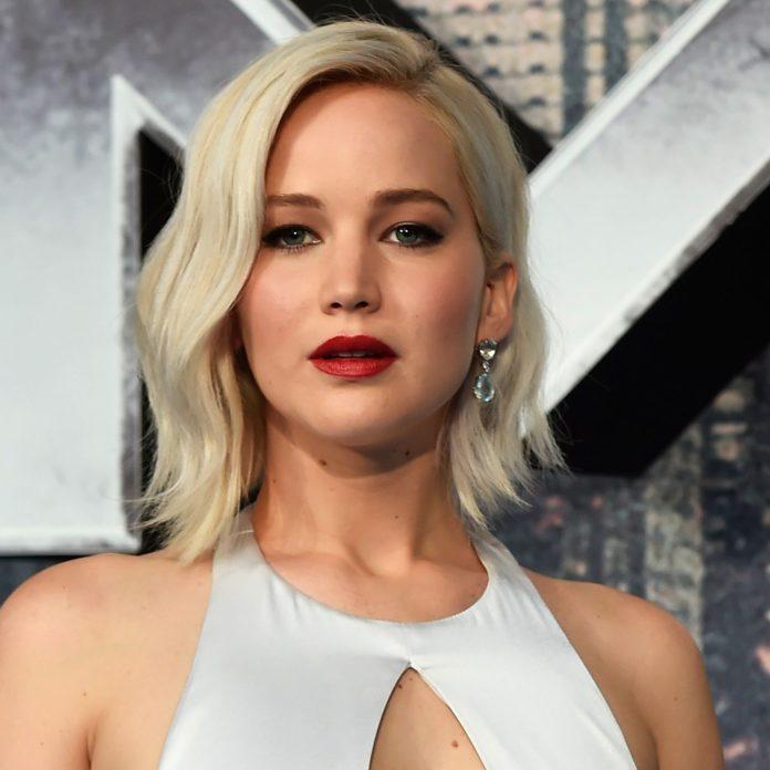 Jennifer Lawrence maquillage