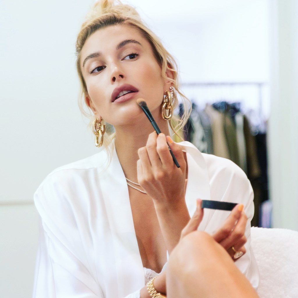 Hailey Baldwin beauté