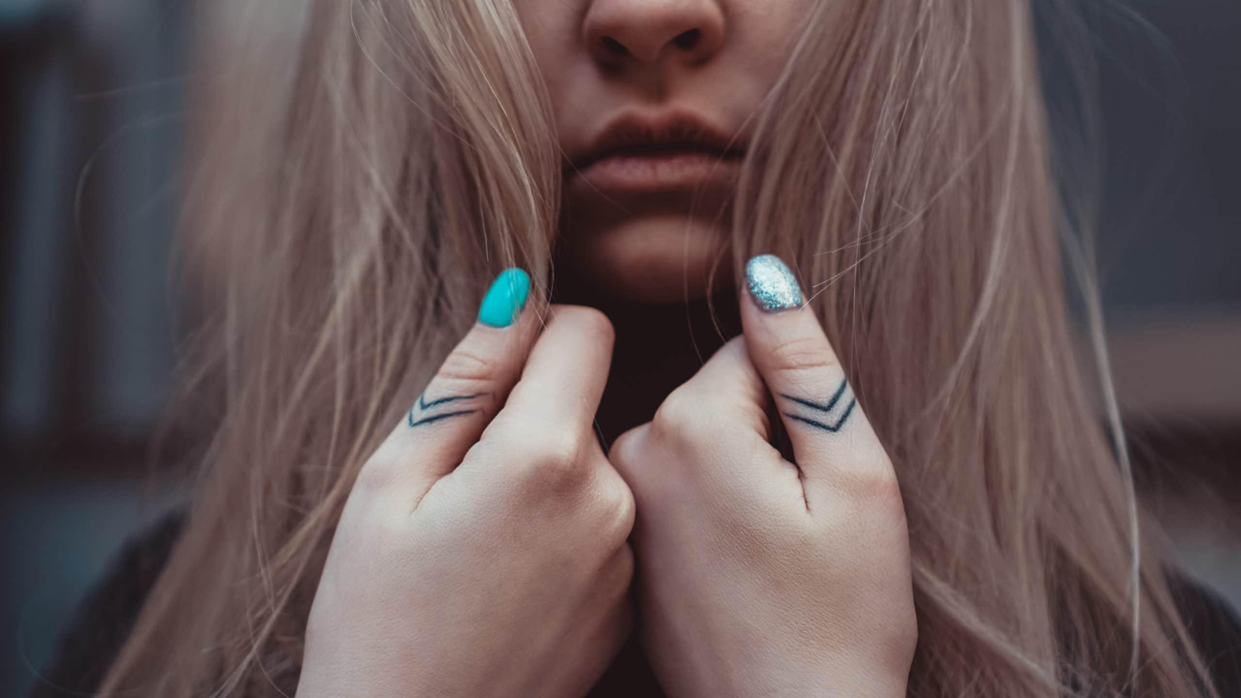 idée tatouage main