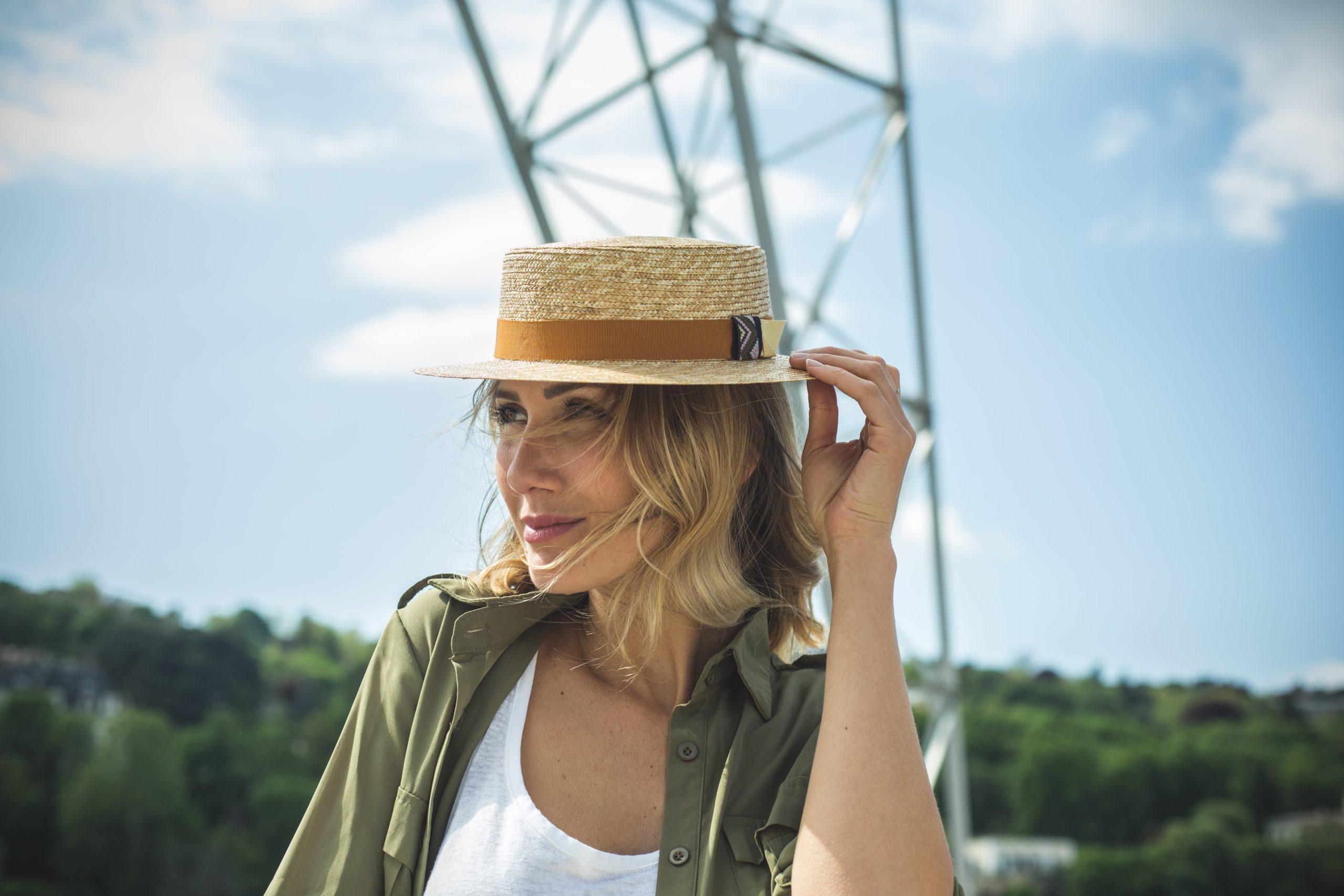 quel chapeau pour femme porter cet été 2