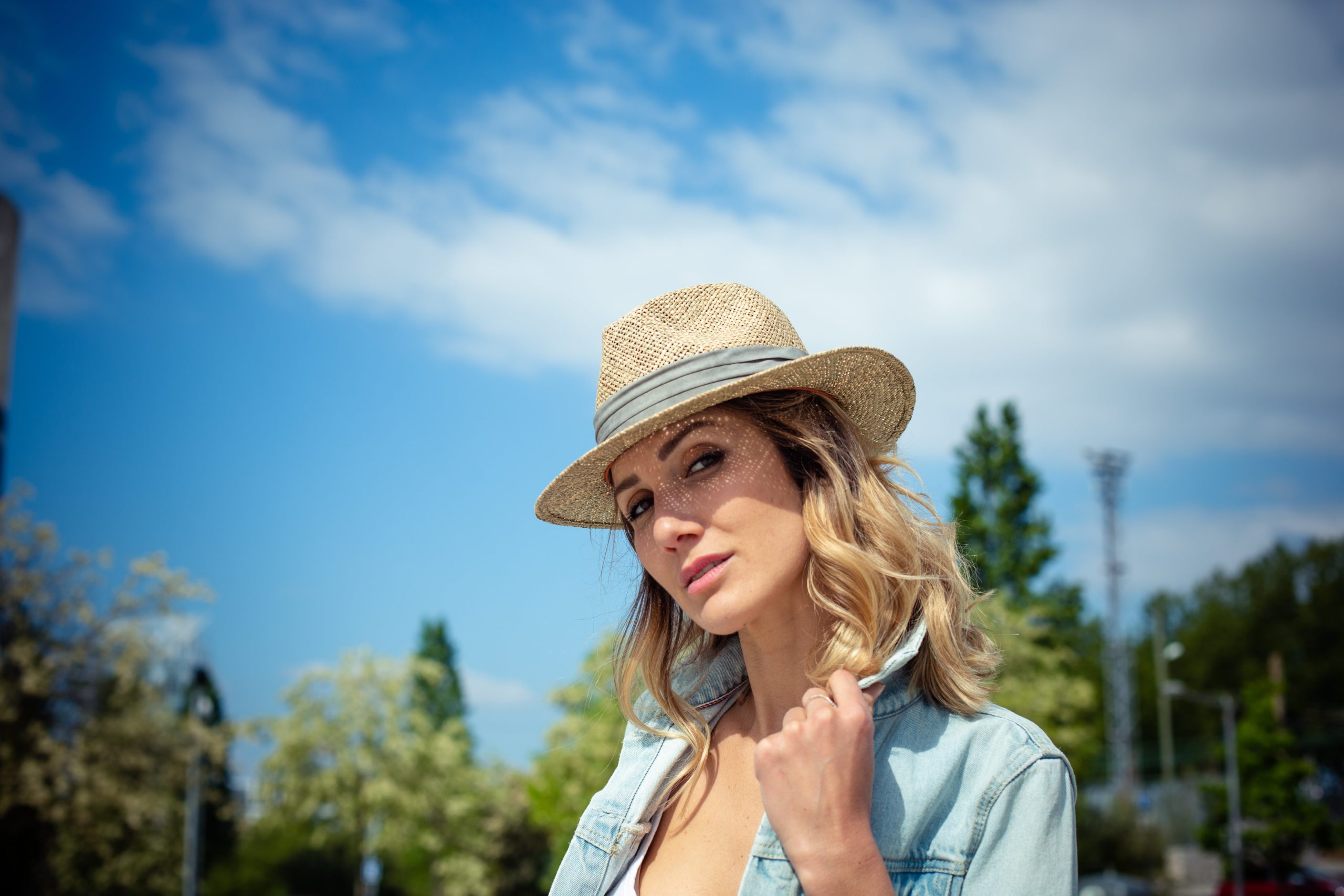 quel chapeau pour femme porter cet été