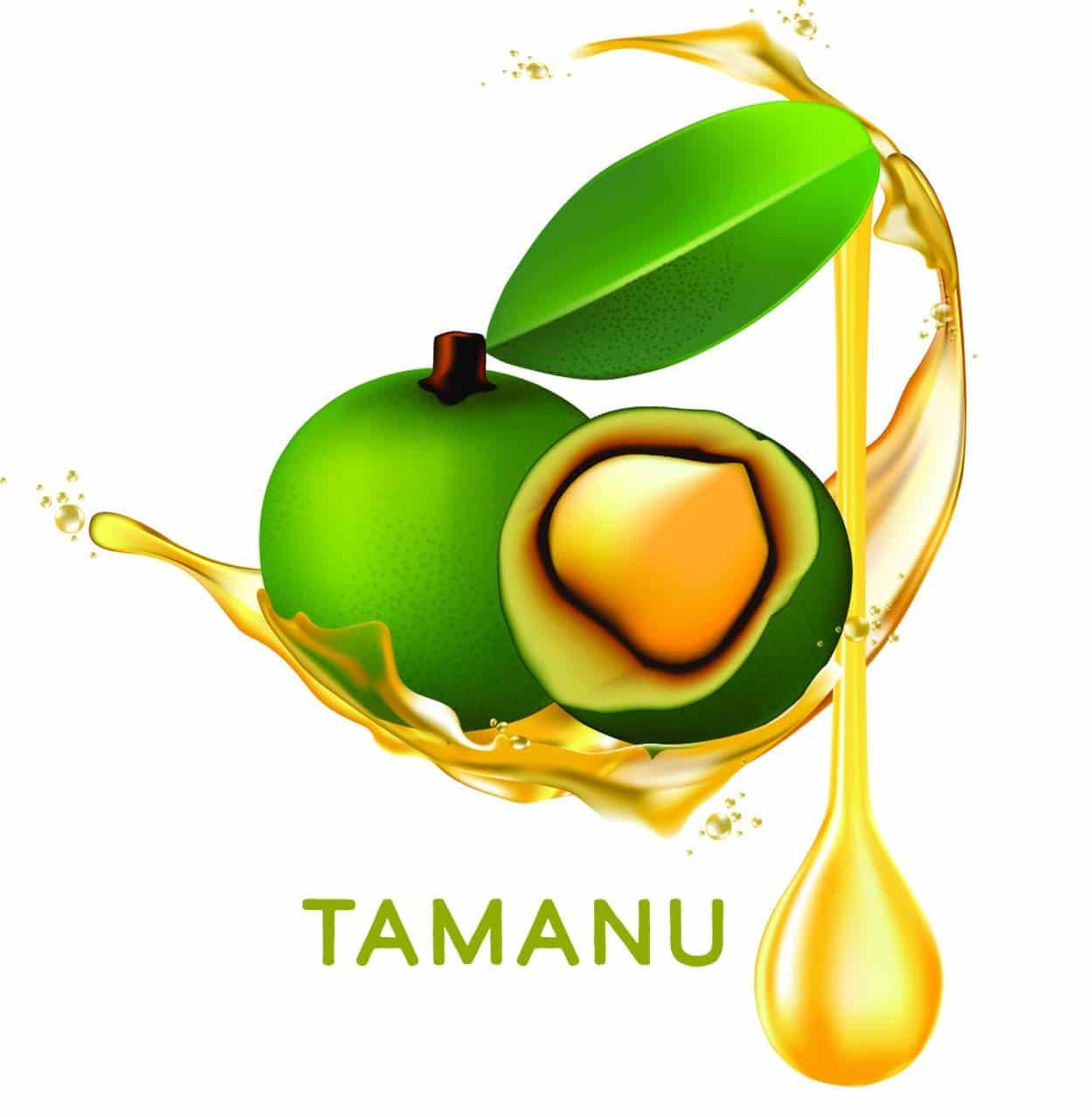 bronzage à la tahitienne tamanu