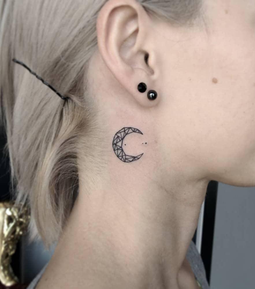tatouage lune signification