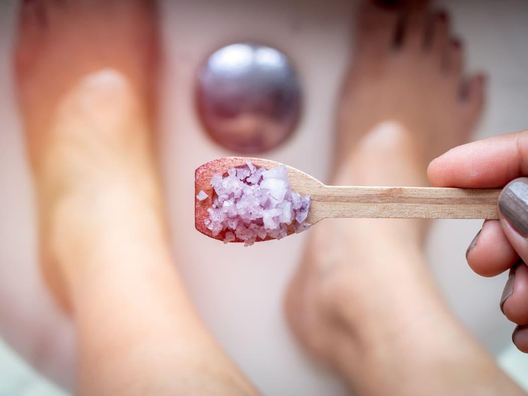 vertus bienfaits sel epsom pour sa beauté