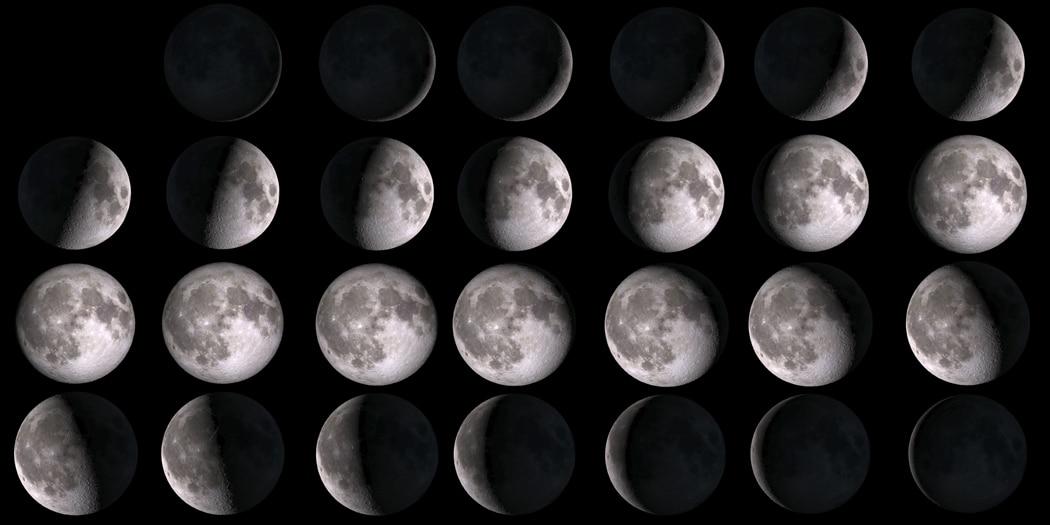 Comment s'épiler avec la lune ?