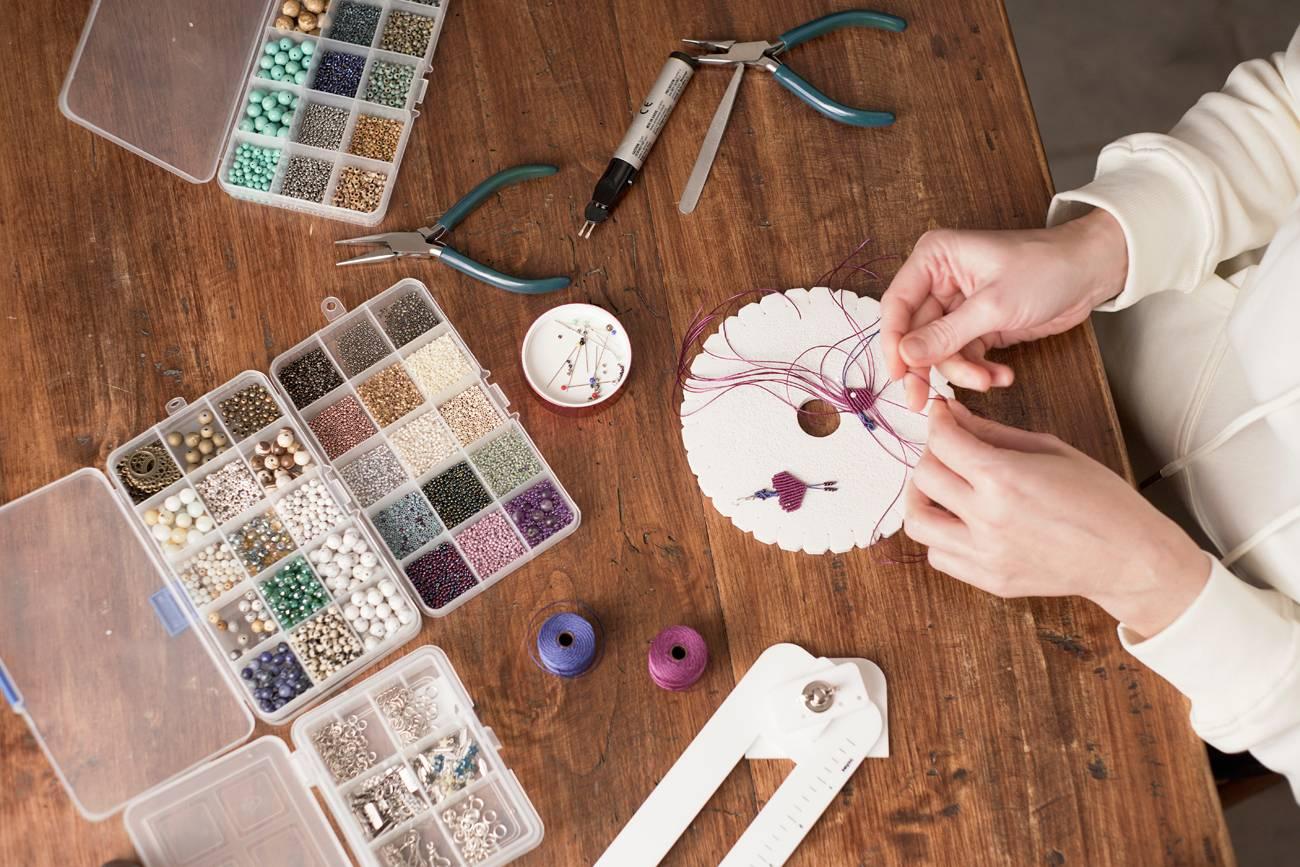 Bijoux uniques : concevez-les vous-même !