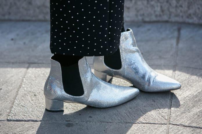 comment porter les boots à talons