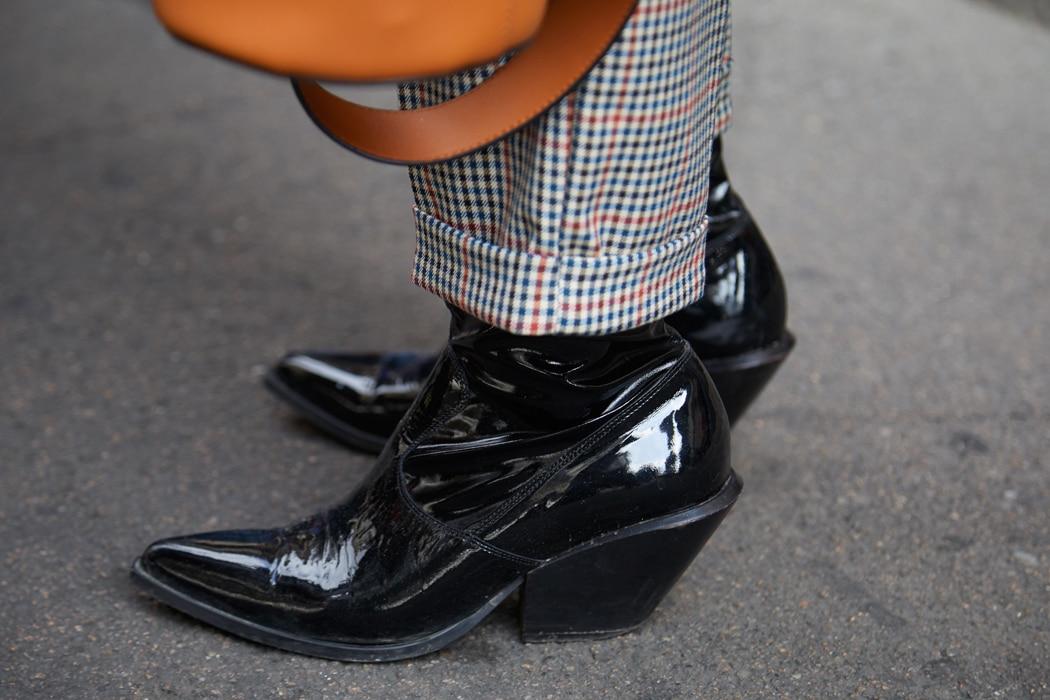 comment porter les boots a talons