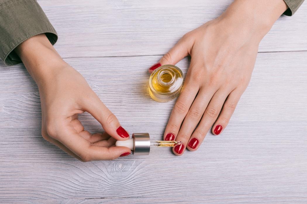 Huile de ricin pour les ongles (7)
