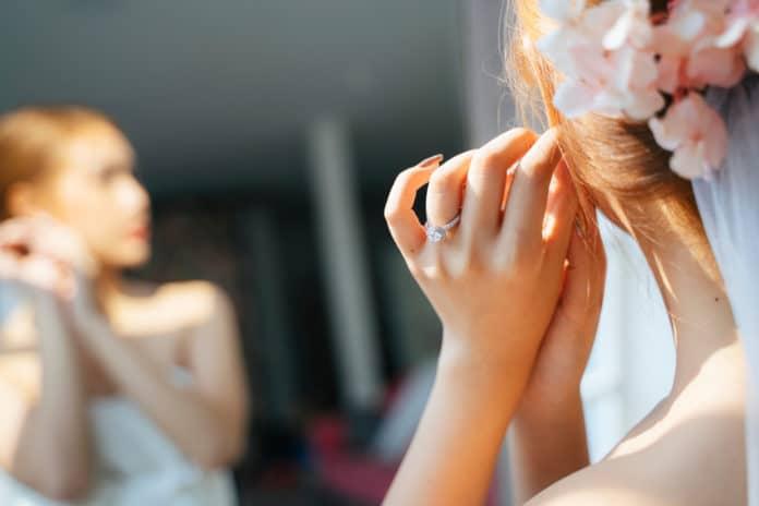 Diamant : quel bijou porter à son mariage ?