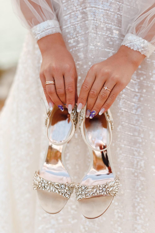 comment choisir chaussures de mariee
