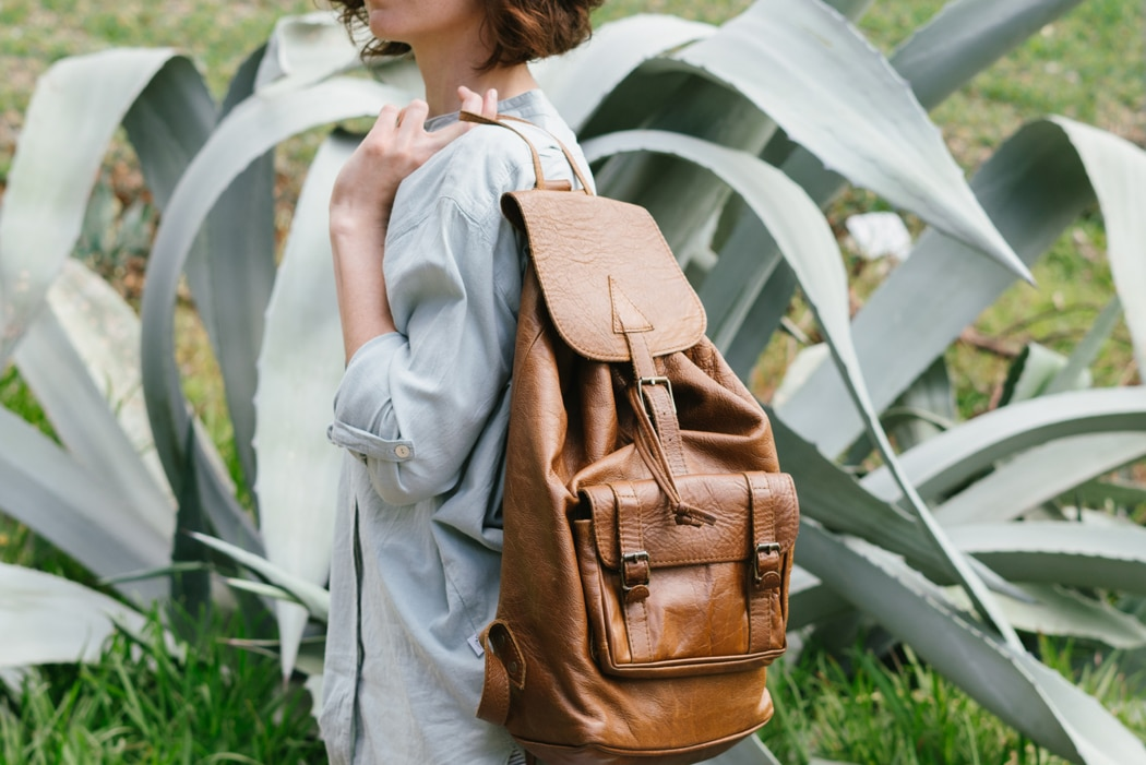 sac a dos vintage cuir femme (2)