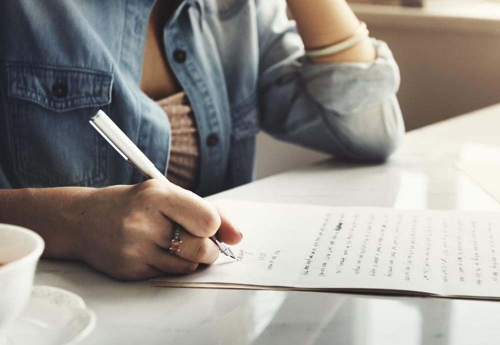 écrire lettre intention de mariage
