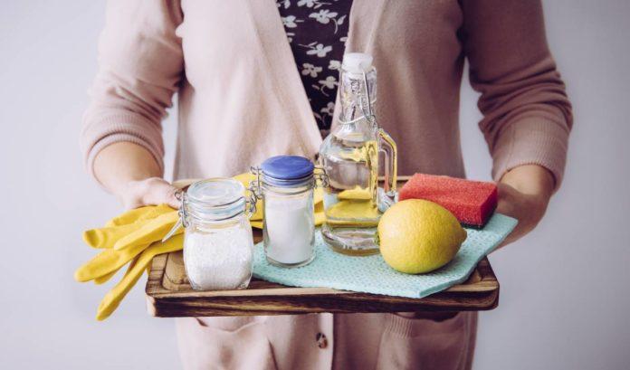 5 produits naturels pour nettoyer sa maison