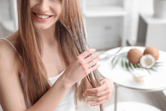 Huile de coco pour cheveux comment l'utiliser