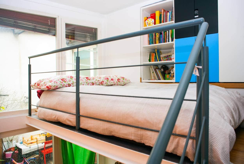 chambre d'enfant comment aménager plusieurs espaces (2)