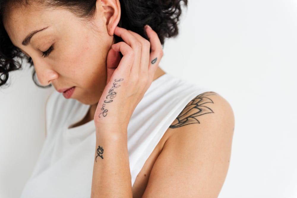 tatouage sexy femme