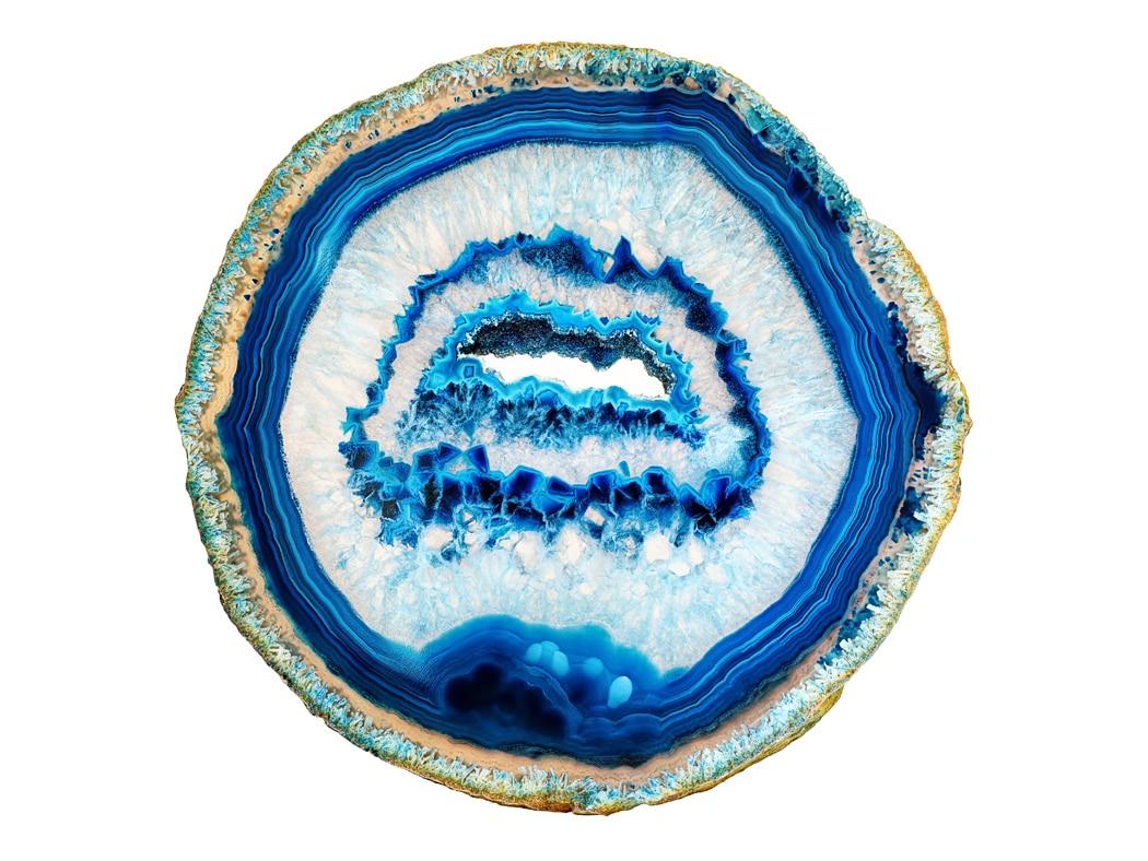 agathe bleue