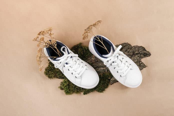 Sneakers recyclées : la mode éthique et unisexe