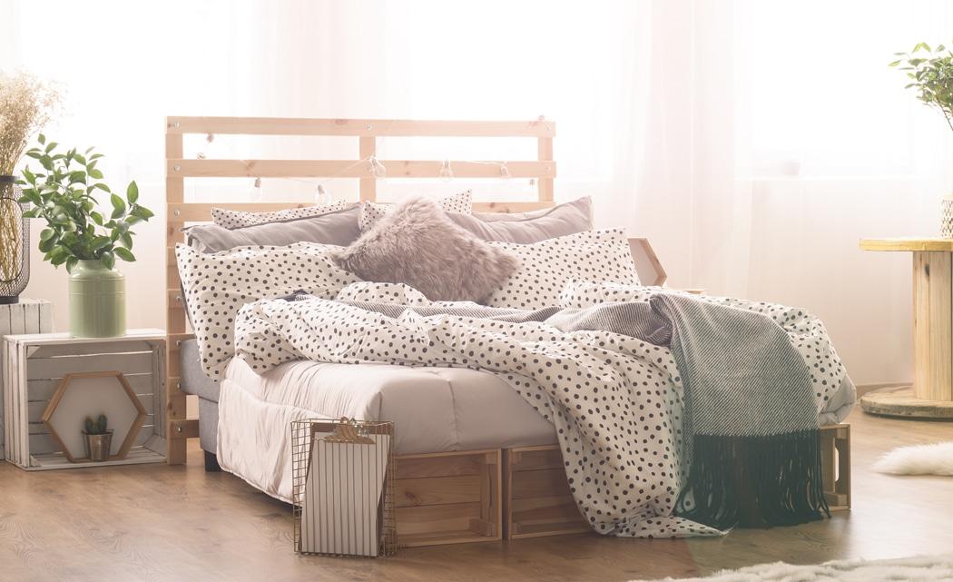 tête de lit tendance