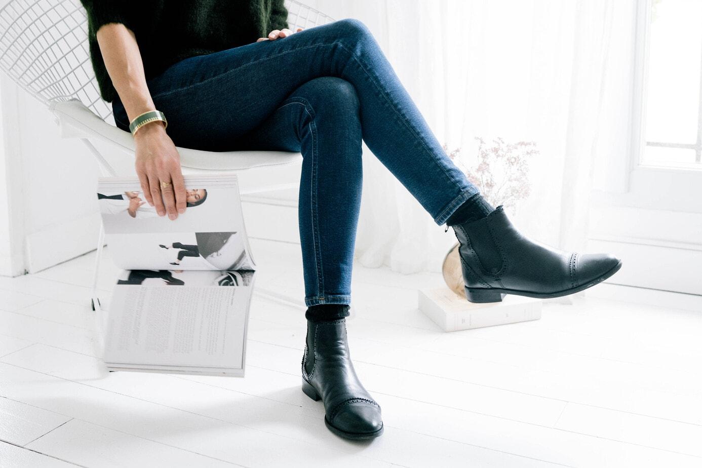 CHELSEA Boots femmes